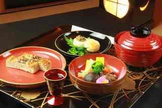 【1日1組限定〜お茶室で食べる本格精進懐石 オプションで選べる精進料理と日本酒のペアリング】