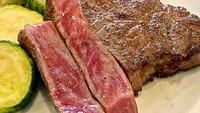 【当ホテルグループ店 】隣接レストラン◆毬姫牛をステーキで堪能<フリードリンク付(60分)>
