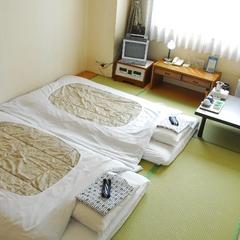 [禁煙]◆イ草の香りが心地よい和室6畳+α◆2名様利用