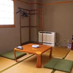 【トイレ付】和室8畳