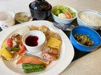 【朝食付き】和食 or 洋食 選べるお膳朝食付きプラン