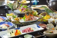 ☆最上級会席☆量も質も大満足のお食事プランで贅沢三昧!!【華賓】