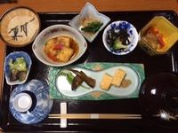 【平日限定】  1泊2食 『山里ミニ定食』   シニア【梅】プラン