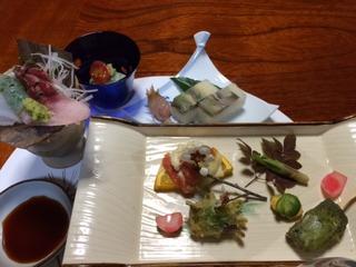 【四季折々】  1泊2食 山里会席料理 【杉】プラン