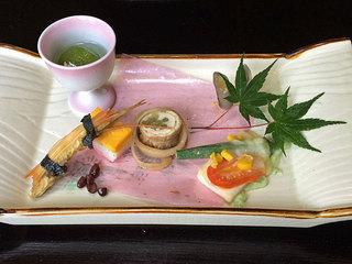 【四季折々】 1泊2食 山里会席料理 【松】スタンダードプラン