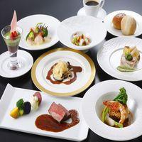 【楽天スーパーSALE】20%OFF☆旬の厳選食材で贅沢なディナータイム〜コースフィオーレ〜