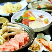 【会場食】肉の旨味たっぷり!◆最高級部位◆鳳来牛サーロインステーキで贅沢♪【1泊2食付】