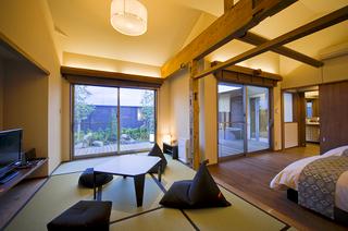 【離れA】和室7.5畳+ツインベッド(お子様&部屋食不可)