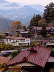 早川ぶらり町あるきプラン「桜咲く江戸の宿場町・赤沢」