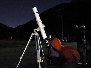 しぶんぎ座流星群観察プラン