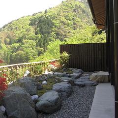 【限定1室】大自然を貸し切り!五家荘の自然に抱かれた<離れ>に泊まる。
