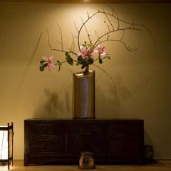 【伊勢エビ&アワビと季節の懐石料理】贅沢に旅の夜を彩る・・・≪貸切風呂&朝夕お部屋食≫