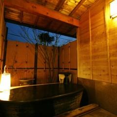 【お得な価格で花暖簾へ♪】季節の懐石料理と温泉を愉しむ・・・≪貸切風呂&朝夕お部屋食≫