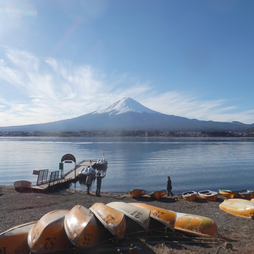 夢見る河口湖 コテージ戸沢センター image