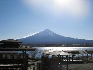 富士山と河口湖の絶景を楽しむ★8人用コテージD型★素泊まり★