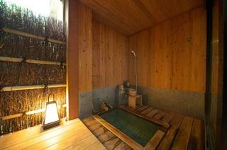 【坐忘】和室(12帖+12帖) 露天風呂付