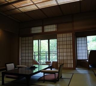 【1室限定:香月】源泉100%内風呂付き広めの和室15帖 -2階-