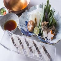 【7〜9月限定】 旬の鱧を満喫する堪能・季節限定料理特典プラン