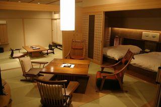 ◆露天風呂付き和洋室◆