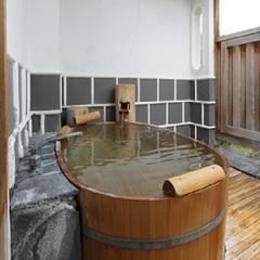 当館1番人気♪源泉掛け流し 露天風呂付和室プラン