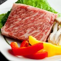 但馬牛ステーキ(100g)&穴子の柳川鍋付「夏夕べの巻」(夕食・朝食は会場にてご用意)