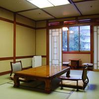 10〜12畳和室☆ウォシュレットトイレ付