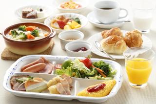 【新生活応援!!】スタートダッシュプラン<朝食バイキング付>現地カード・現金決済特典