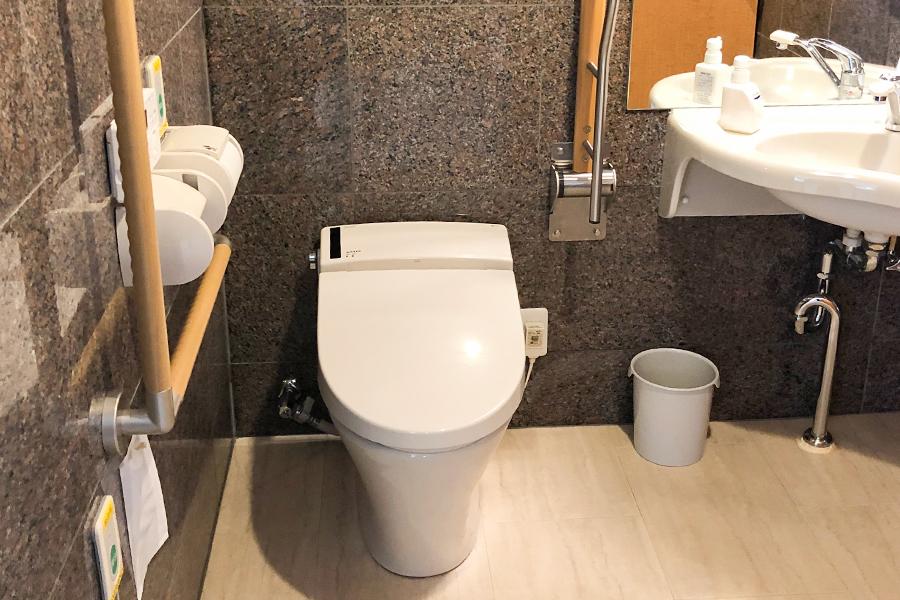 ハートフルルーム トイレ