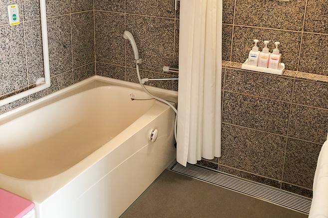 ハートフルルーム 浴室