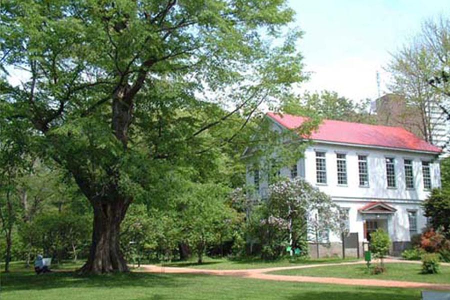 北海道大学 植物園