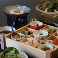 【ご朝食付き】チェックイン23時まで!1日の始まりに京都伝統の和御膳朝食「1泊朝食付きプラン」