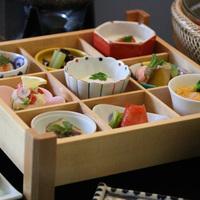 【洋室ステイ×ご朝食付き】チェックイン23時まで!京都伝統の和御膳朝食「1泊朝食付きプラン」