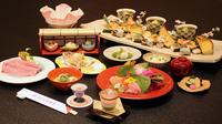 【当館一番人気!】京都の季節の会席と朝食を歴史の舞台「本能寺」で味わう♪「信長会席プラン」