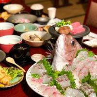 ●長寿のお祝いなどに◆鯛の姿造りと和会席