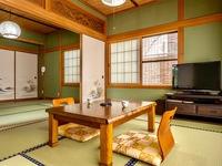 【野稲山、立石山】一軒家風客室(6畳+6畳+縁側)