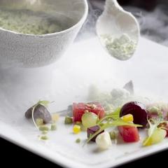 【早割り28】【ライトコース】北海道の食材を使い、フレンチをベースとした料理