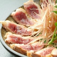 【いつもと違う鴨料理】証明書付き上質『鴨』を贅沢使用|鴨会席コース