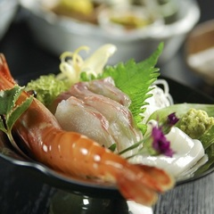 ◆冬グルメ◆カニフルコース(前菜+地魚3種小鉢付き)で満腹!