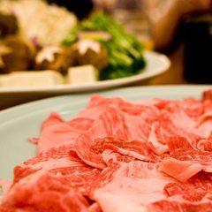 【9月〜4月】●耶馬渓豚のしゃぶしゃぶ●お鍋を囲んで皆で楽しく♪