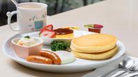 <ファミリー‐朝食付>【小学生料金50%!】朝はひとりずつ、お好みの朝食を