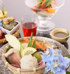 【楽天スーパーSALE】10%OFF★オリジナル花舞台を観劇しながらの夕食♪<ベーシックプラン>