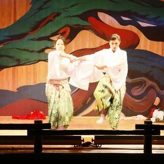 【秋冬旅セール】★オリジナル花舞台を観劇しながらの夕食♪<ベーシックプラン>