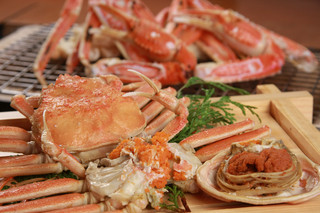 冬の日本海〜タグ付き地蟹と豪華食材★特選プラン♪