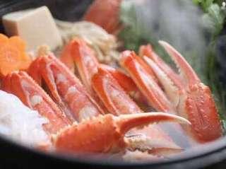 蟹シーズン真っ盛り☆蟹三杯使用♪お得な満腹フルコースプラン