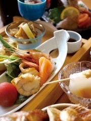 海の京都を味わおう♪≪真夏の海会席プラン≫