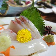 【 島根の旬食材に舌鼓。 】上品な甘さ♪浜田の高級魚「のどぐろ」塩焼き×黒毛和牛しゃぶしゃぶを堪能!
