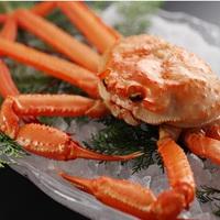 ☆紅ズワイ蟹を存分に味わう!【夕食個室会場】【富山旬魚食通プラン】
