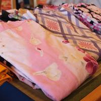 【ゆっくり女子会プラン】3月限定でお一人様11000円〜!引網香月堂のお茶菓子&かわいい色浴衣も♪