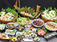 春プラン 大漁漁師の大宴会コース