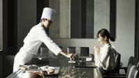【鉄板焼ディナーコース付】「和城 」で葵コースを堪能する大人の贅沢プラン<夕・朝食付>